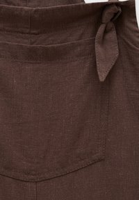 PULL&BEAR - Dungarees - brown - 5