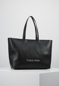 Calvin Klein - MUST - Shopping Bag - black - 0