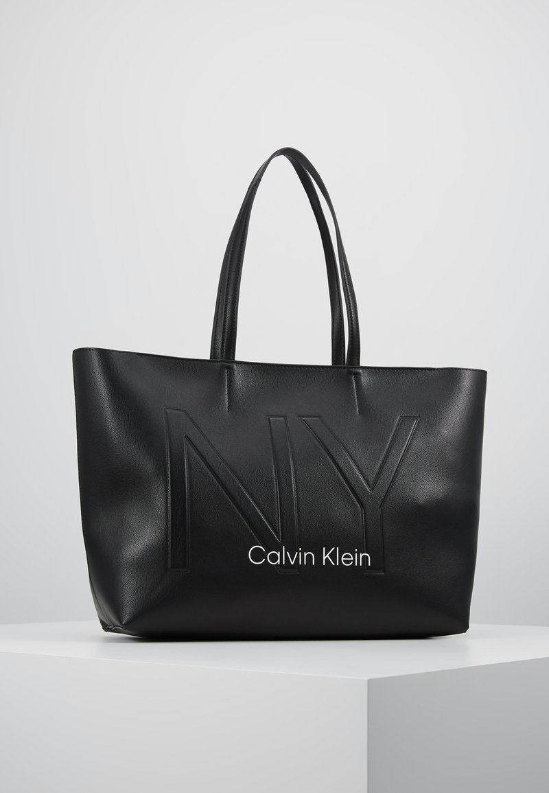 Calvin Klein - MUST - Shopping Bag - black