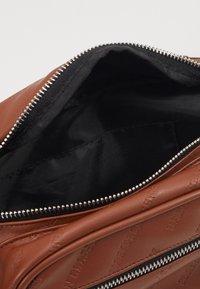Urban Classics - SHOULDER BAG - Bum bag - brown - 2