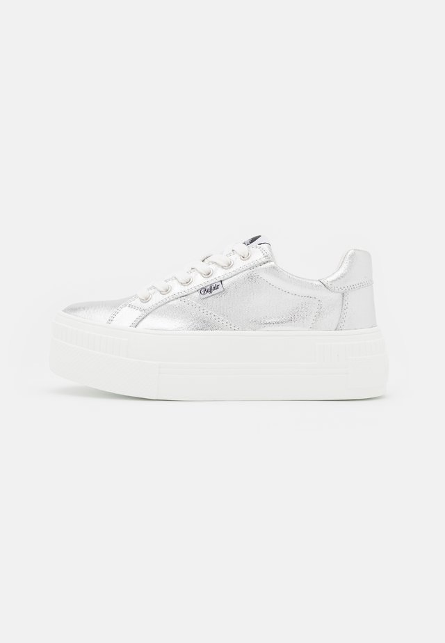 PAIRED - Sneakers laag - silver
