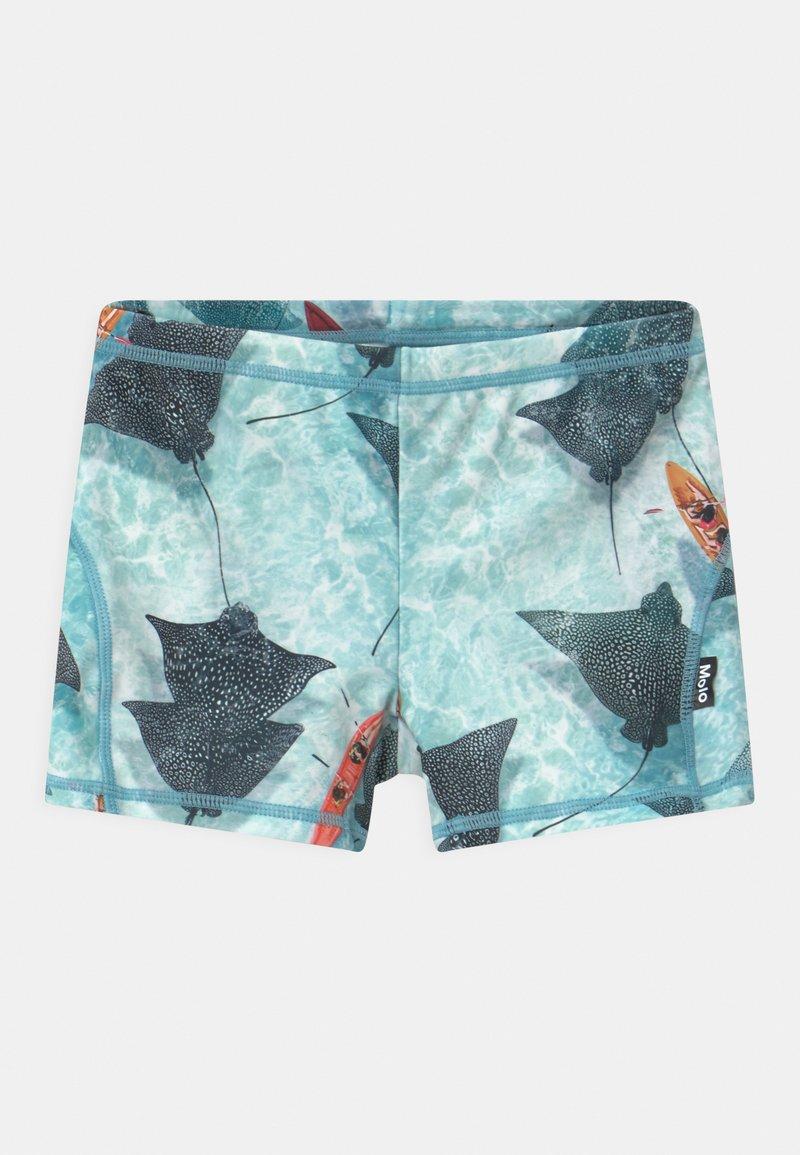 Molo - NORTON - Swimming trunks - hawaiian ocean