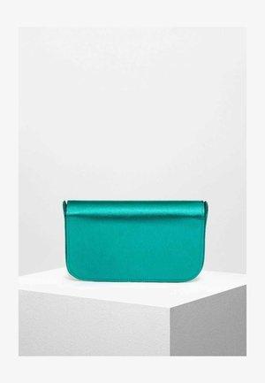 VIENNA  - Across body bag - emerald green