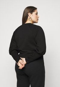 Pieces Curve - PCROSAN - Sweatshirt - black - 2