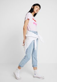 Levi's® - 501® CROP - Jeans straight leg - montgomery baked - 1