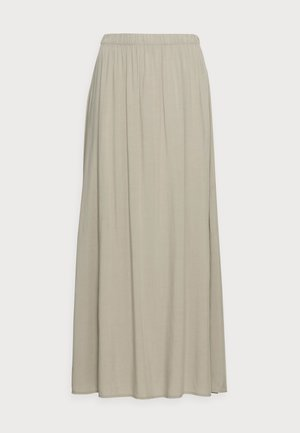 NIA - Długa spódnica - laurel oak