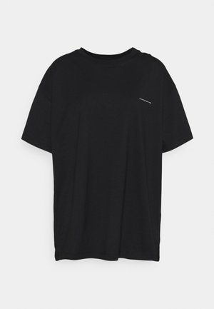 PAINTED SHORT SLEEVE - T-Shirt print - black