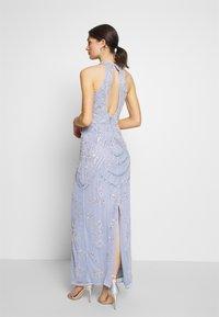 Lace & Beads - ASHLEY MAXI - Suknia balowa - blue - 2