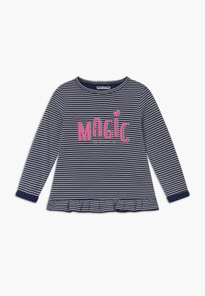 TUNIKA KID - Long sleeved top - dark blue