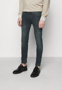 DRYKORN - JAZ - Jeans Skinny Fit - dark blue - 0