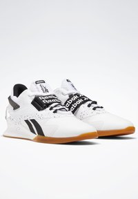 Reebok - LEGACY LIFTER II SHOES - Neutral running shoes - black - 2