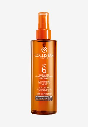SUPERTANNING DRY OIL SPF 6 - Sun protection - -