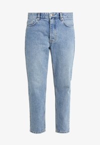 BEN - Jeans baggy - distressed blue