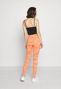 adidas Originals - TIGHT - Leggings - Trousers - chalk coral - 2