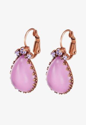 JELLY STAR - Earrings - pink