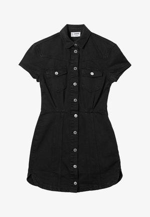 Denim dress - blk006