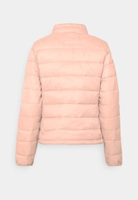 ONLY - ONLSANDIE QUILTED JACKET  - Light jacket - misty rose - 7