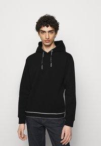 Emporio Armani - Sweatshirt - black - 0