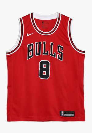 NBA CHICAGO BULLS ZACH LAVINE ICON SWINGMAN - Squadra - red