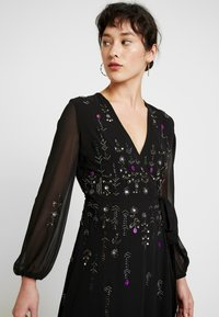 Hope & Ivy Petite - Maxi dress - black - 4