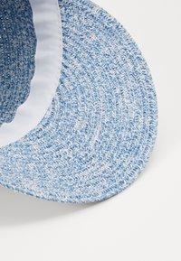 Benetton - HAT - Czapka z daszkiem - blue - 2