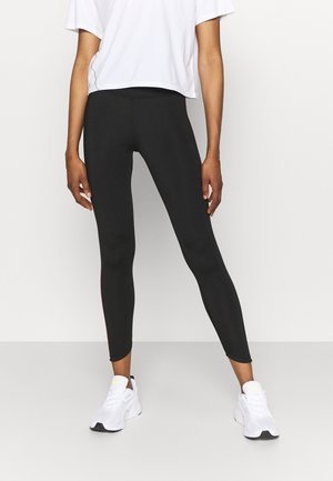 RUN LAUNCH RISE 7/8 - Tights - black