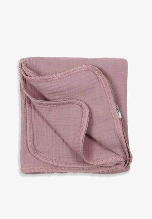 Muslin blanket - rose