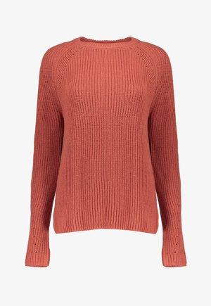 Sweater - rhubarb