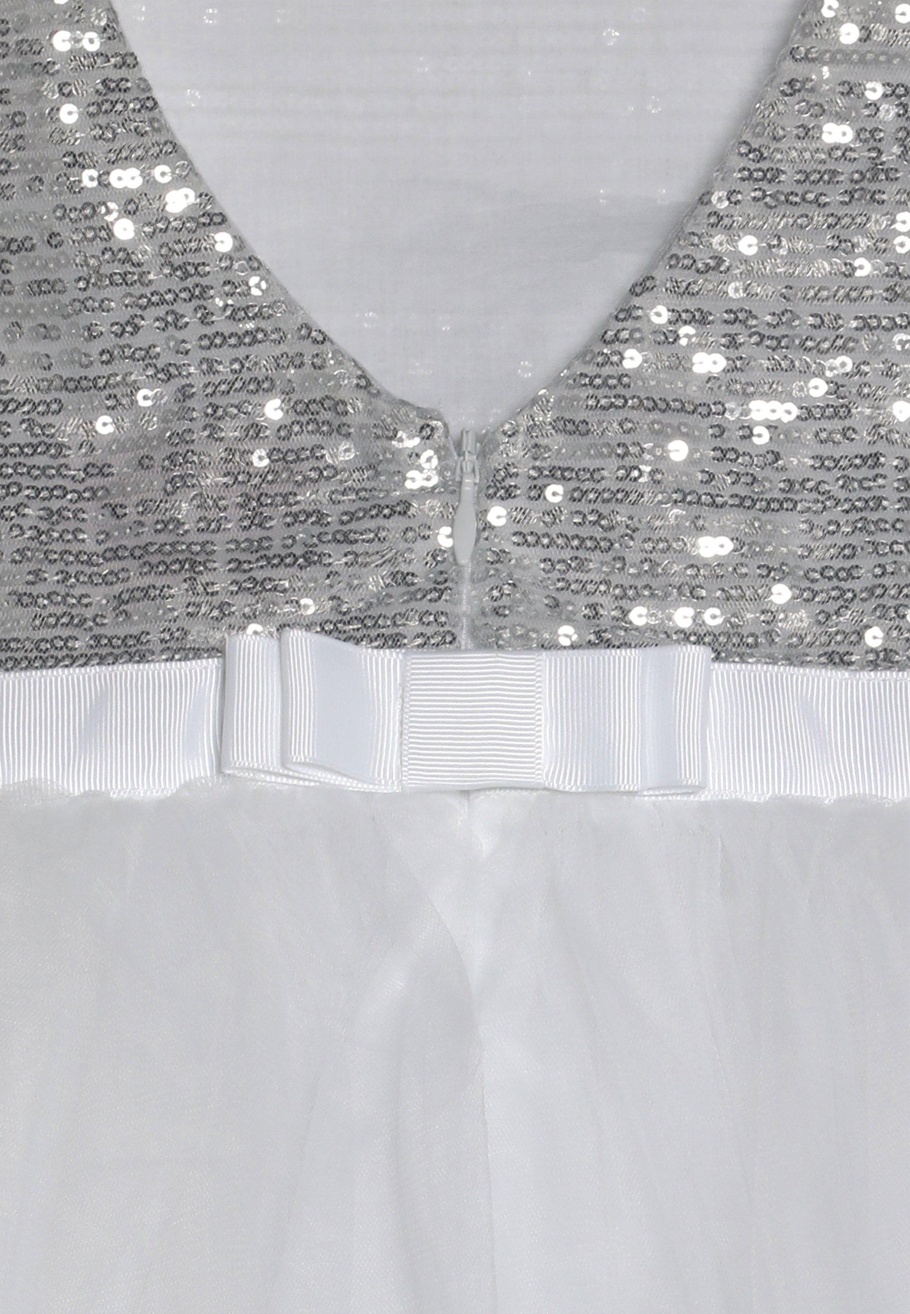 Lili Gaufrette GINETTE - Sukienka koktajlowa - blanc - Ubranka dla dzieci