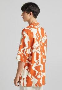 Bershka - Shirt - orange - 2