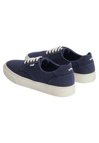 M. Moustache - ALEXANDRE - Sneakers laag - navy blue - 3