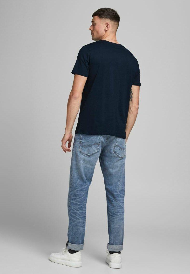Men SHAKE TEE CREW NECK - Print T-shirt