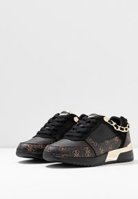 Guess - Trainers - bronze/black - 4