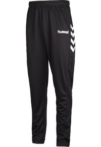 Hummel - CORE POLY  - Tracksuit bottoms - black - 2