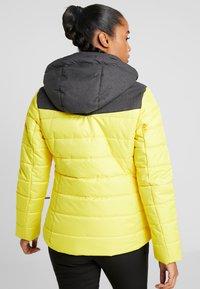 Icepeak - VINING - Skijakke - yellow - 3