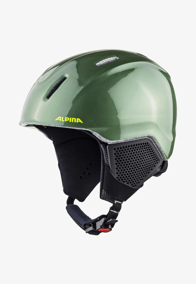 Alpina - Helmet - green