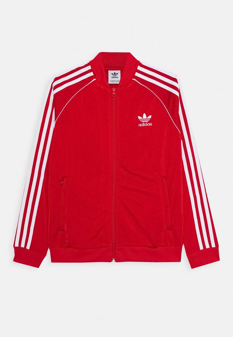 adidas Originals - Trainingsvest - scarlet/white