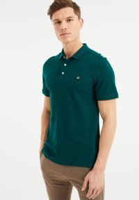 WE Fashion - Poloshirt - dark green - 1