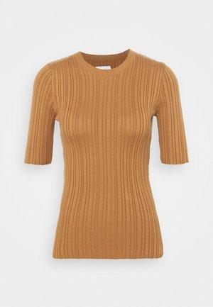 CELOSIA PULL - T-shirt con stampa - brown sugar
