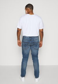 URBN SAINT - USGENEVE DESTROY - Slim fit jeans - nova blue - 2