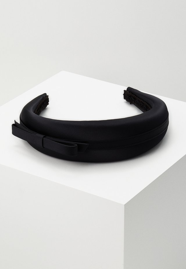 WIDE BAND HAIRBAND - Hårstyling-accessories - nero