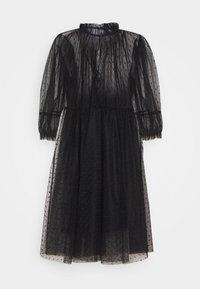 DESIGNERS REMIX - MIRA SHORT DRESS - Koktejlové šaty/ šaty na párty - black - 0