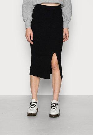 VMTABAYA SKIRT - Pencil skirt - black