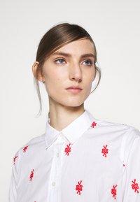 J.CREW - PERFECT KNOTS - Button-down blouse - white - 3