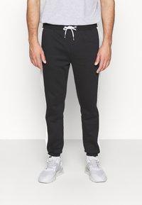 Pier One - Teplákové kalhoty - mottled light grey - 0