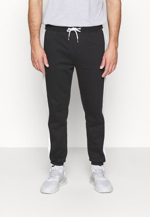 Tracksuit bottoms - mottled light grey