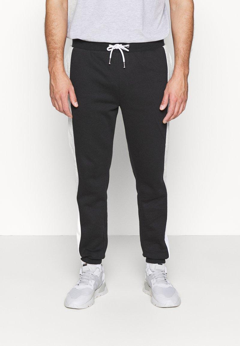 Pier One - Pantaloni sportivi - mottled light grey