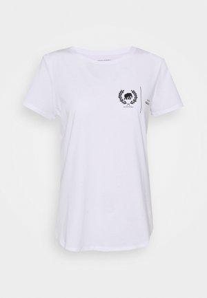 EQUALITY GRAPHIC - Print T-shirt - white