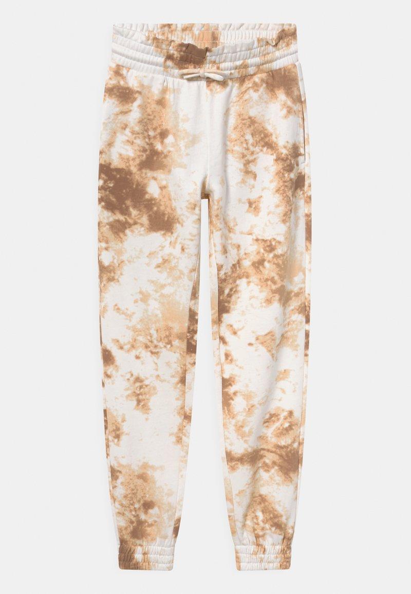 Lindex - TEEN ALICE - Pantalones deportivos - beige