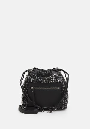 SOHO SMALL - Torba na ramię - black